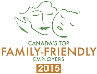 Canada's Top Family-Friendly Employers 2015
